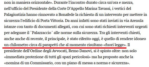 https://milano.corriere.it/19_gennaio_21/tribunale-bonafede-incidente-inaccettabile-milano-merita-un-attenzione-particolare-7ddef7f6-1d9d-11e9-bb3d-4c552f39c07c.shtml