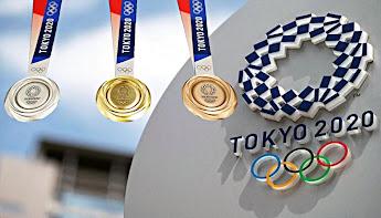 """حصيلة العرب لميداليات أولمبياد """"طوكيو 2021"""""""
