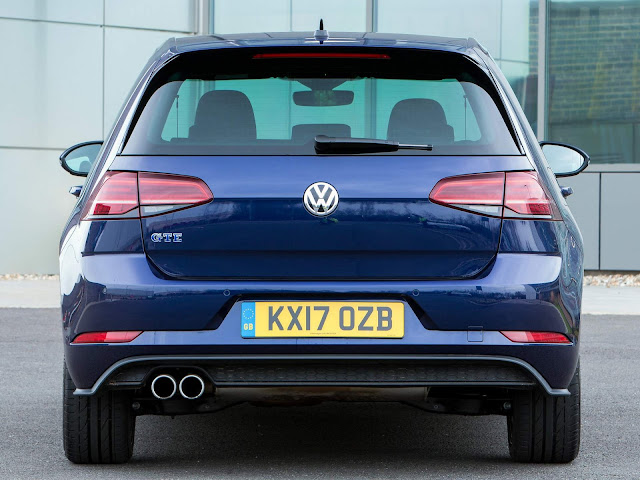 2018 VW Golf GTE