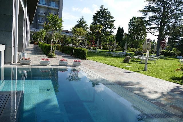 dove dormire abano terme hotel harrys' garden