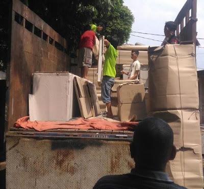 Sewa Truk Balikan Jakarta Semarang Jogja Solo Surabaya