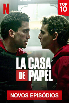 La Casa de Papel 4ª Temporada Torrent – WEB-DL 720p/1080p Dual Áudio
