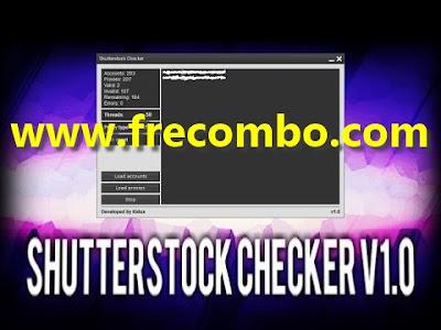 Shutterstock Checker v1.0