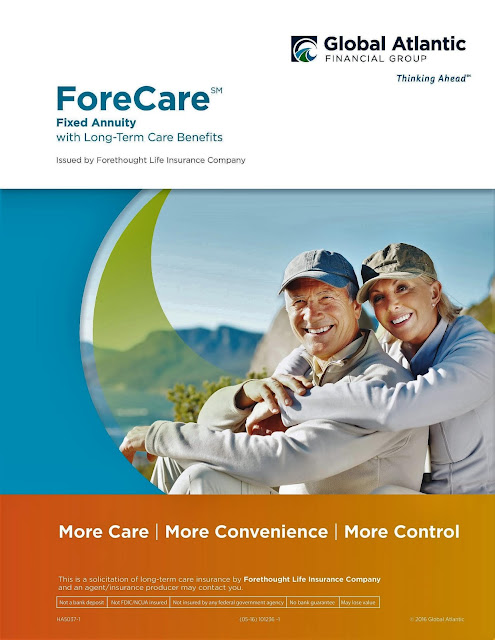 Long Term Care Benefits - A Better Way!