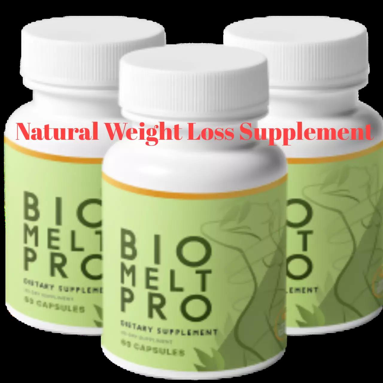 Bio Melt Pro Review: BioMelt Pro Diet Pills For Weight Loss