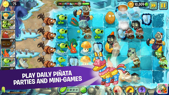 Download Plants Vs Zombies 2 Apk News 2018