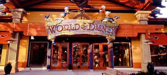 Downtown  Disney Loja