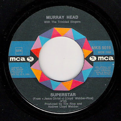Murray Head With The Trinidad Singers / The Andrew Lloyd Webber Orchestra ‎– Superstar