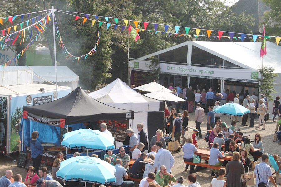 The Aldeburgh Food Festival
