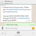 How to Use WhatsApp as Search Engine