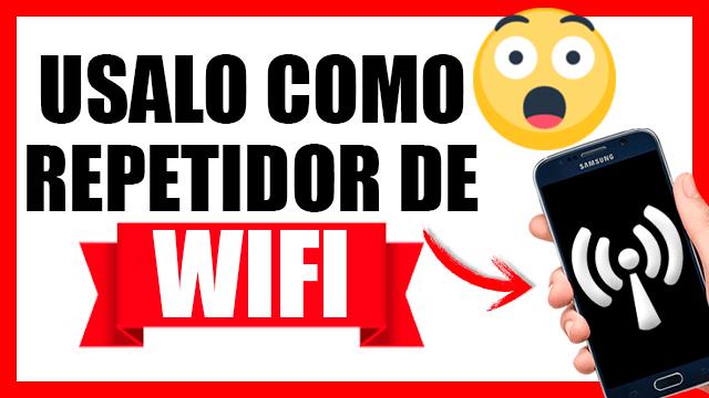 ¿Cómo compartir wifi de un celular a otro?