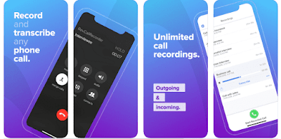 برنامج Rev Call Recorder