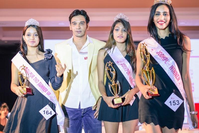 Finalists from Jodhpur - Elite Miss Rajasthan 2018.