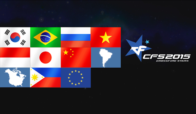 Philippines again part of Crossfire Stars 2015 (CFS 2015)