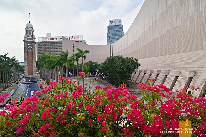 Tsim Sha Tsui Clock Tower Hong Kong