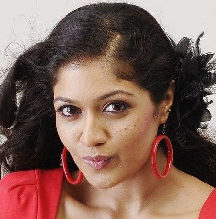 Meghna Raj Fashionable Hoop Earrings