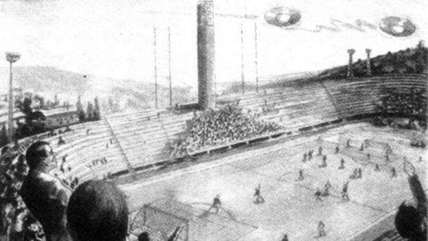 Ο ποδοσφαιρικός αγώνας που διακόπηκε λόγω ...Α.Τ.Ι.Α.