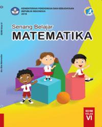 Buku Matematika Siswa Kelas 6 k13 2018
