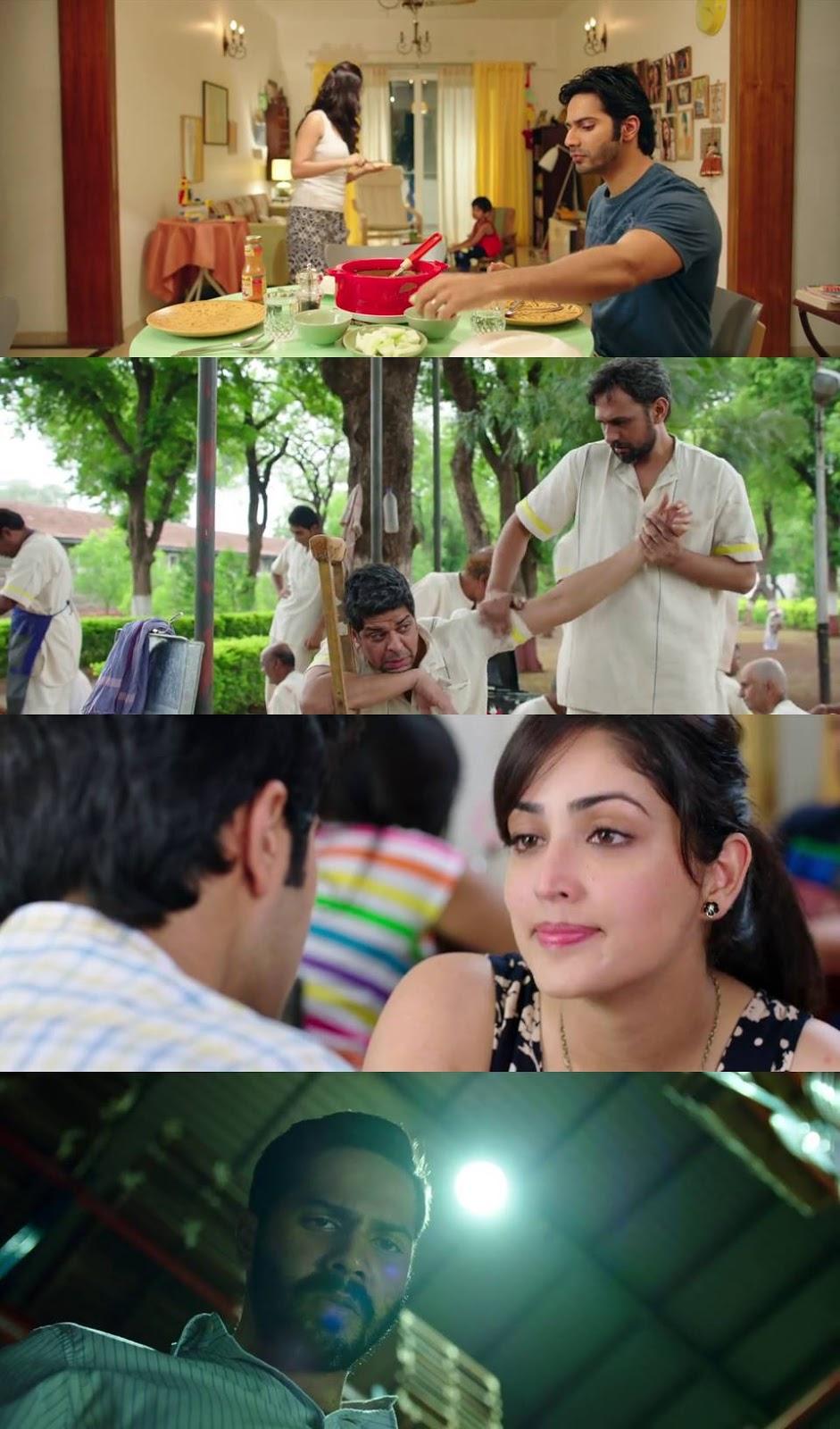 Badlapur 2015 Hindi 480p DVDRip 350MB Desirehub