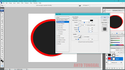 tutorial membuat stiker di photoshop