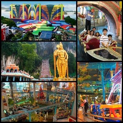 paket tour malaysia singapore murah 2014