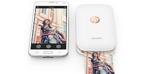 HP Sprocket Printer Mini Portable untuk Cetak Foto