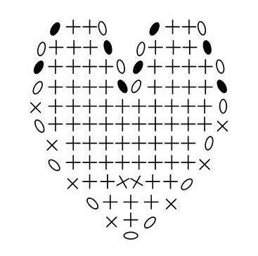 patron-ganchillo-corazon