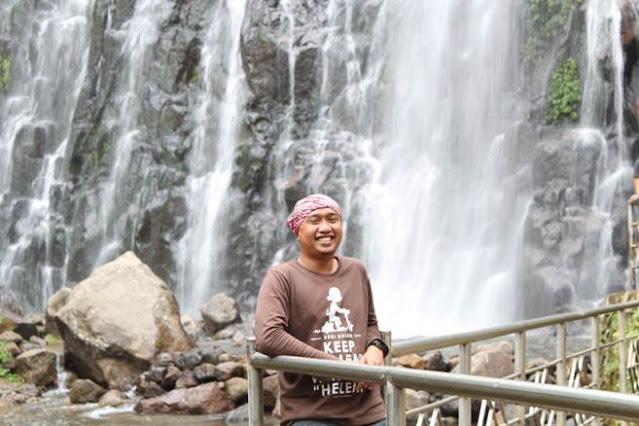 Air Terjun Efrata Harian Boho Samosir