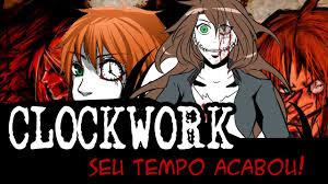 Assustador ClockWork