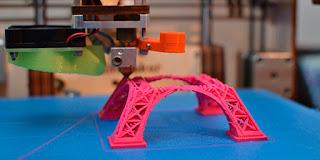 ¿Cuales son algunos de los usos de la impresión en 3D?