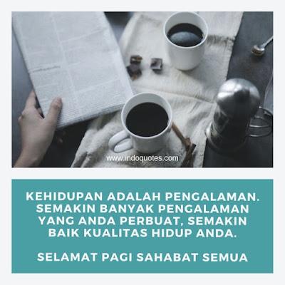 Kata mutiara Selamat Pagi Untuk Sahabat