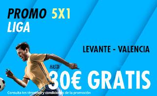 suertia promo liga Levante vs Valencia 7 diciembre 2019