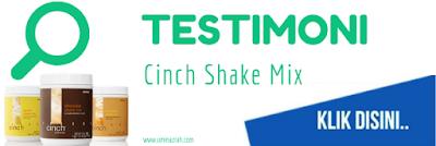 Promosi Shaklee Mei 2019 | Twinpack Cinch Shake Rahsia Kurus