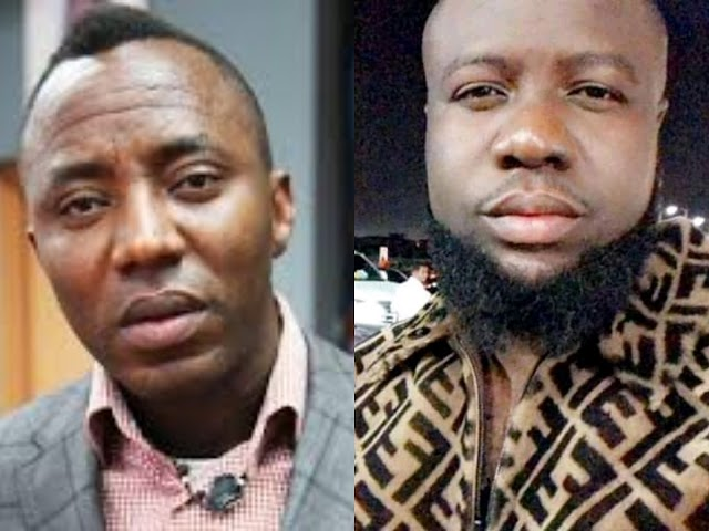 Hushpuppi A Baby Fraudster. The Presidents, Governors, Ministers are Daddies Fraudsters - Sowore