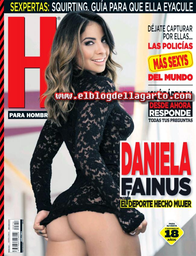 Revista H Marzo 2017 Daniela Fainus