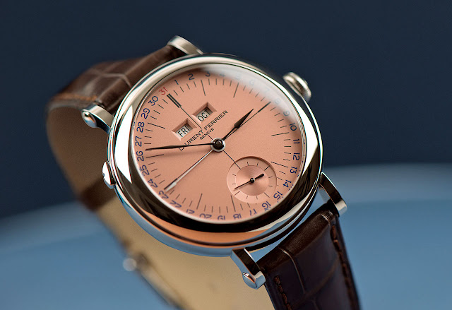 "Laurent Ferrier Galet Annual Calendar School Piece ""Geneva Edition"""
