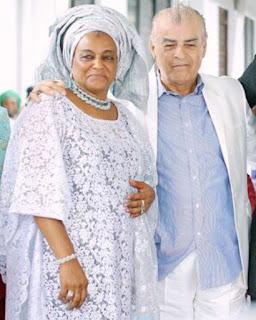 Sophie Alakija Parents