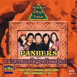 Panbers - Tak Kusangka (Karaoke)