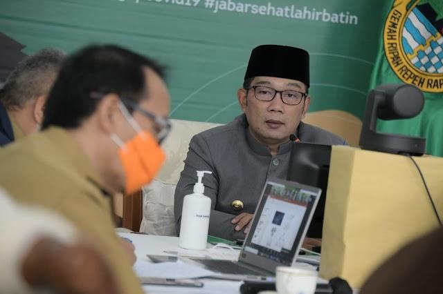 Pilkada Serentak 2020, Gubernur Jabar Imbau Masyarakat Terapkan Prokes Saat Pencoblosan