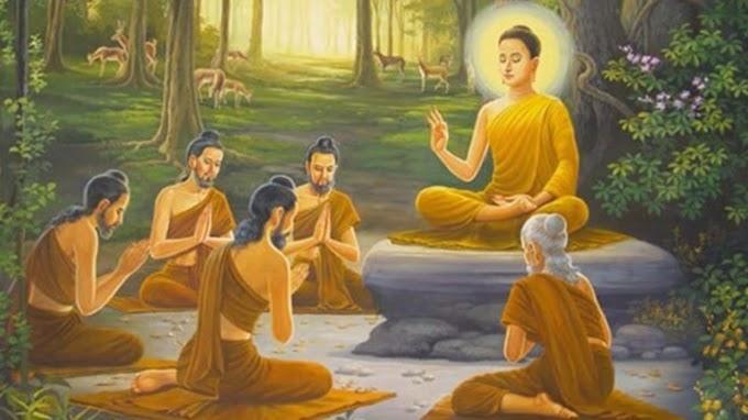 Phật dạy bốn nỗi khổ tinh thần