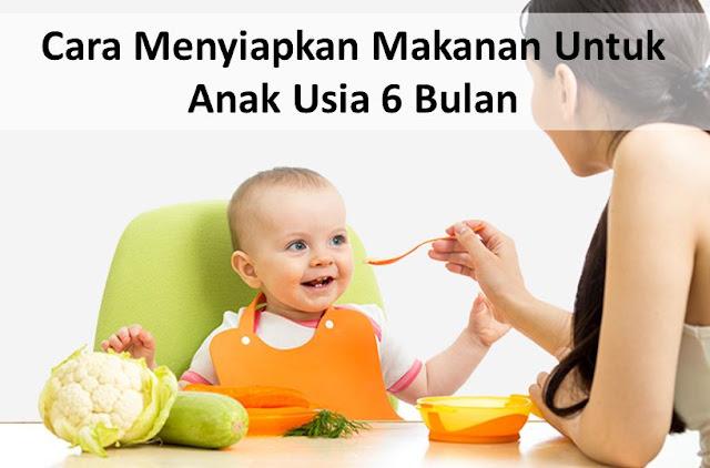Makanan anak kecil