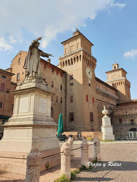 Castillo de Sant Michelle de Ferrara