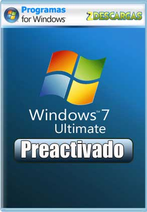 Descargar Windows 7 SP1 Ultimate Full Español mega y google drive /