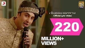 चन्ना मेरेया (Channa Mereya Lyrics) – Ae Dil Hai Mushkil by Arijit Singh