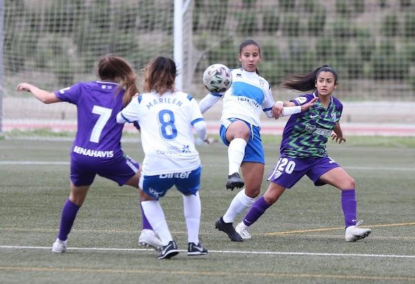 El Málaga Femenino B desciende automáticamente tras descender el primer equipo