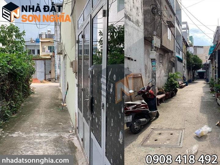 Nhà Gò Vấp hẻm 114 đường Bùi Quang Là p12