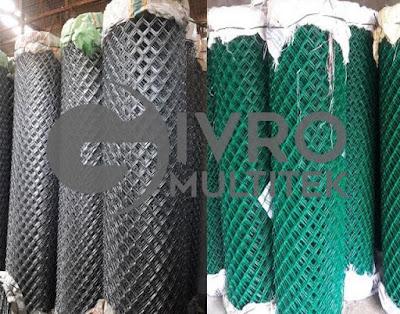 Perbandingan Dan Perbedaan Kawat Harmonika PVC & Galvanis