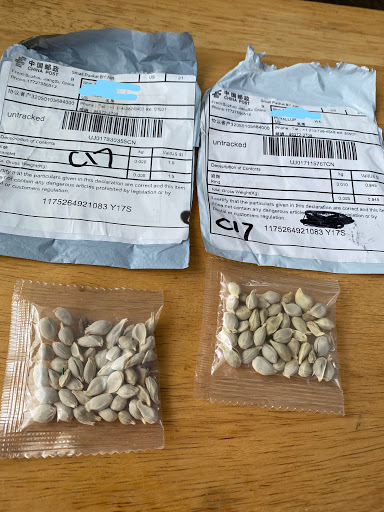 Mysterious Seed Packets From China Sent To US