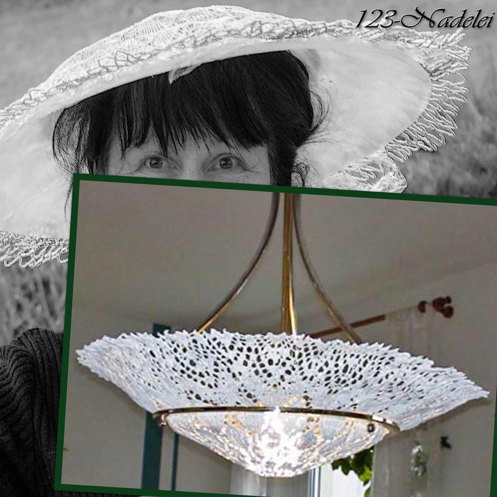 Gelegenheit Fr Eine Reparatur Bastelei War Die Zerdepperte Wohnzimmerlampe Meiner Freundin Seht Ihr Auch Schelmisch Gute Laune Unter Dem Lampenschirm