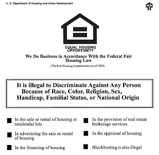 Mary Cummins real estate appraiser appraisal Los Angeles California Fair Housing Act anti-discrimination